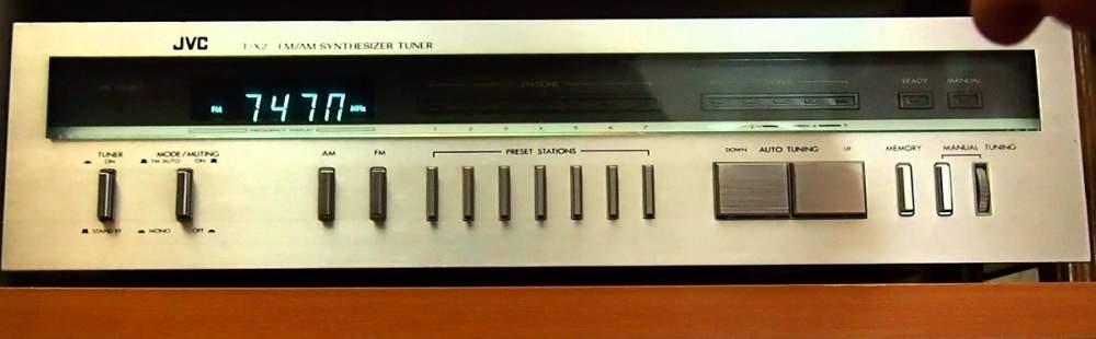 JVC T-X2 - tuners/tunery - stereo-hifi - forum (nie tylko) magnetofonowe