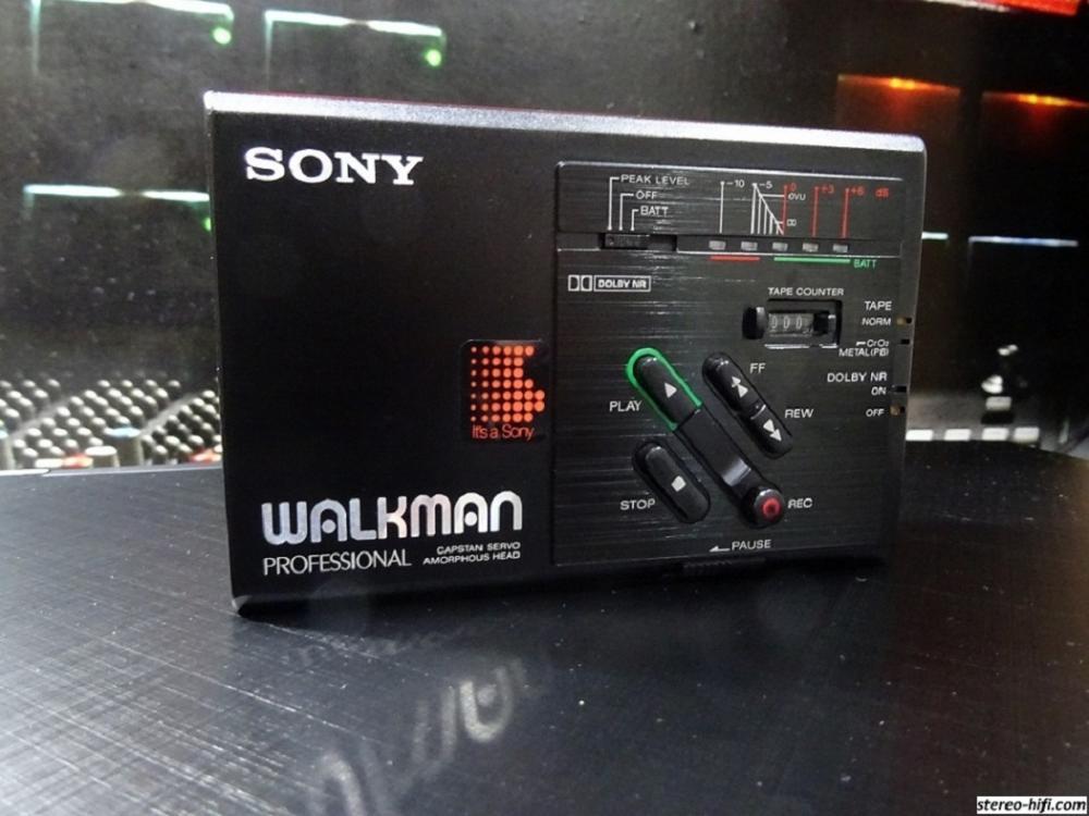 Sony WM-D3