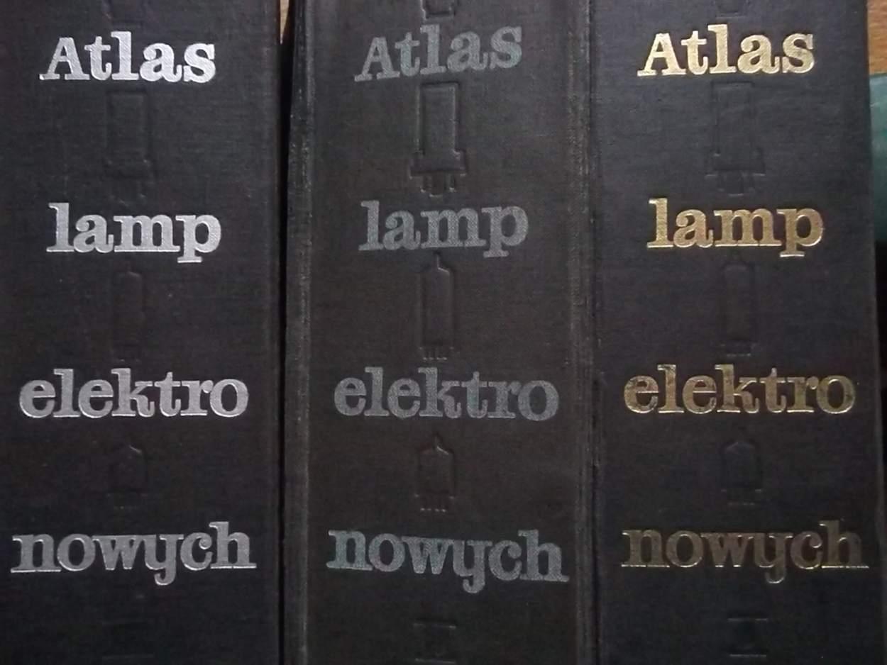 Książki, czasopisma i strony o tematyce lampowej - vacuum tube/lampa