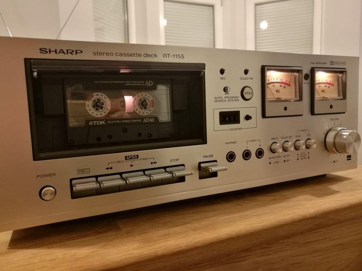 SHARP RT-1155