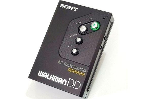 Sony WM-DD10