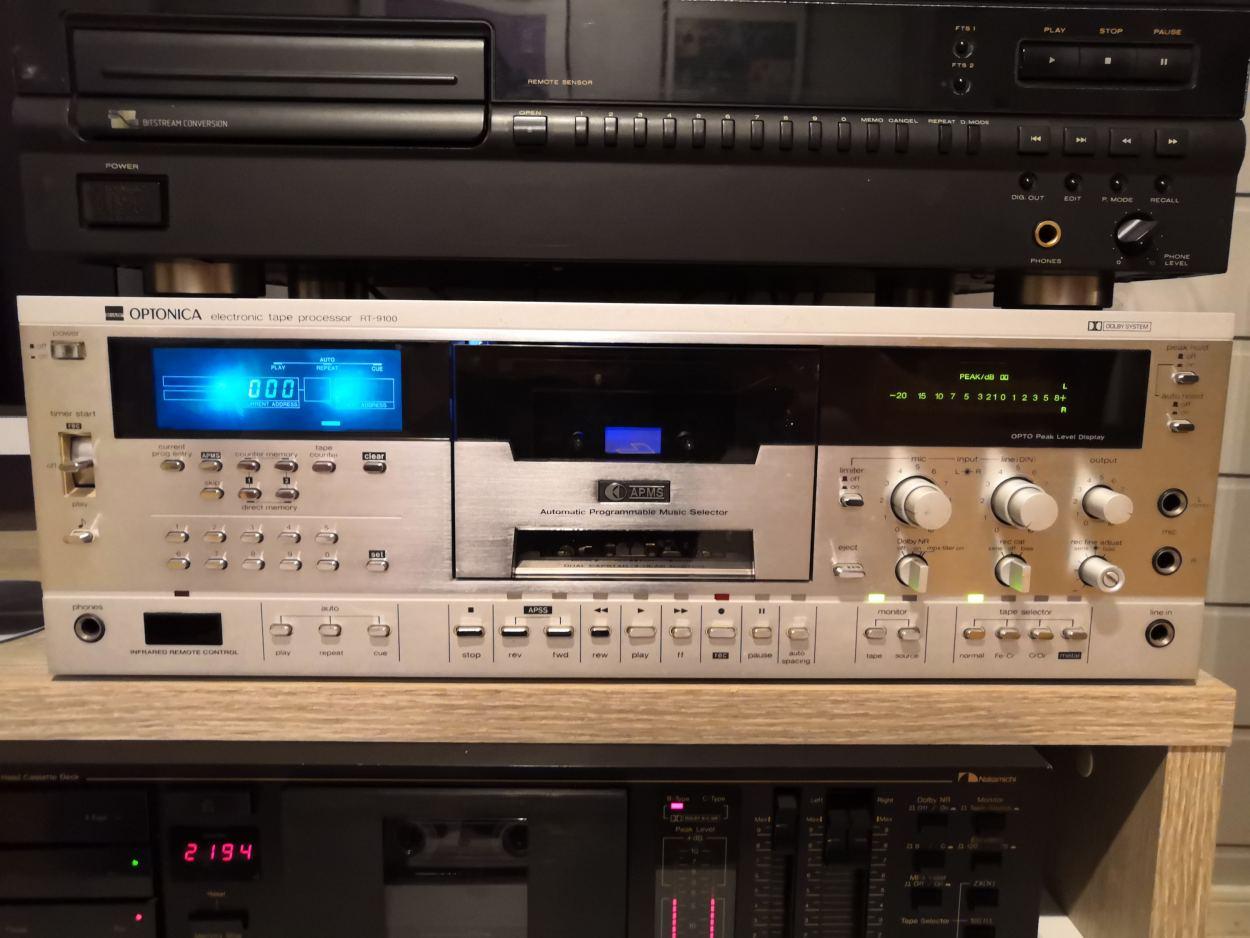 Optonica RT-9100